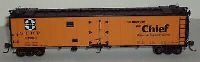 HO Athearn Ready to Roll AT&SF 50' Reefer #37295