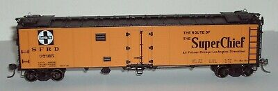 HO Athearn Ready to Roll AT&SF 50' Reefer #37315