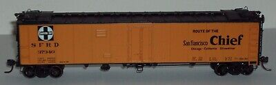 HO Athearn Ready to Roll AT&SF 50' Reefer #37340