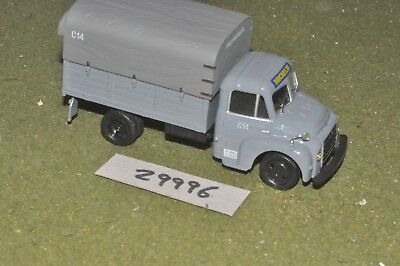 28mm WW2 / german - opel blitz truck (as photo) - vehicles (29996)