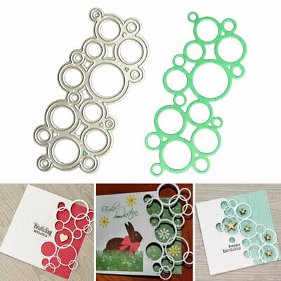 Flower Metal Cutting Dies DIY Stencil Scrapbook Album Paper Card Embossing Craft