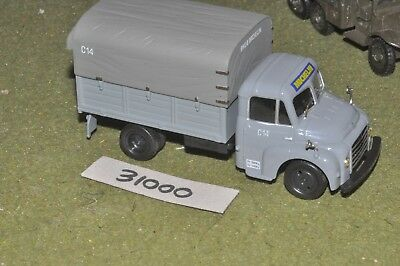 28mm WW2 / german - opel blitz truck (as photo) - vehicles (31000)