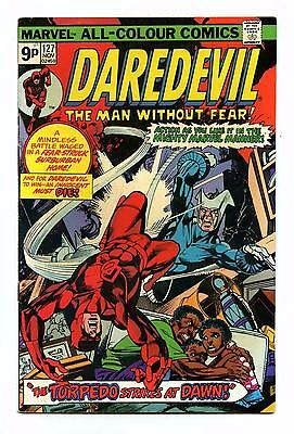 Daredevil #127 - Marvel BRONZE AGE 1975 FN