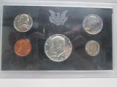 1970 Us Mint Proof Set No Box