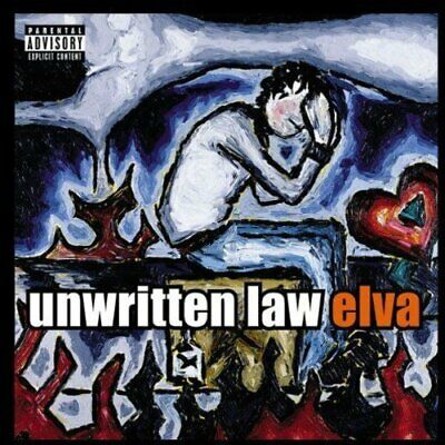 Audio Cd Unwritten Law - Elva Altro  - NUOVO
