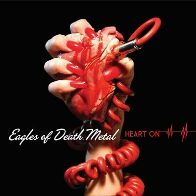 Audio Cd Eagles Of Death Metal - Heart On Altro  - NUOVO