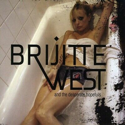 Audio Cd Brijitte West & The Desperate Hopefuls - Brijitte West & The Desperate