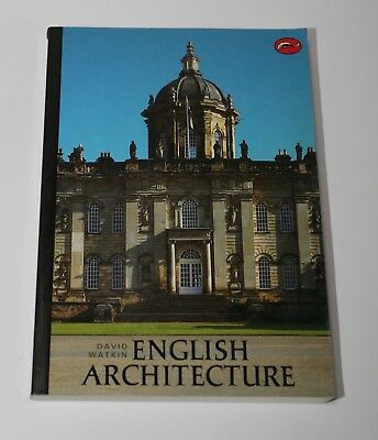 English Architecture: A Concise History by David Watkin (Paperback, 1979)