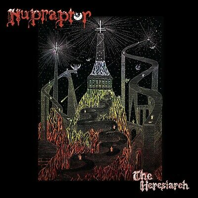 Audio Cd Nupraptor - The Heresiarch Altro Shadow Kingdom Records - NUOVO