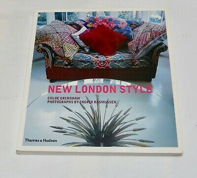 New London Style by Chloe Grimshaw Paperback Book