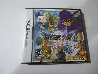 DRAGON QUEST V: Hand of the Heavenly Bride [Nintendo DS DSi