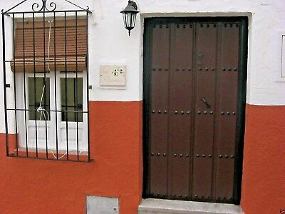 "Houses for sale in Spain 'Beautiful Andalucia"" + Garage"