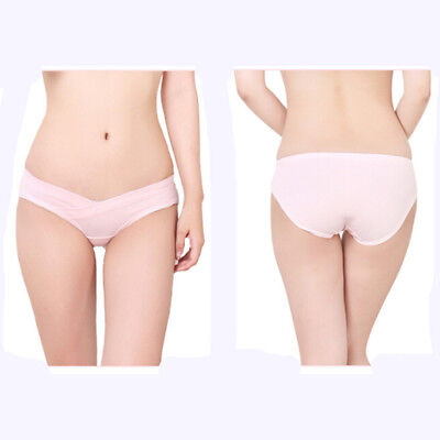 Summer New Sexy Triangle Underwear Without Traces For Pregnant  Female Underwear