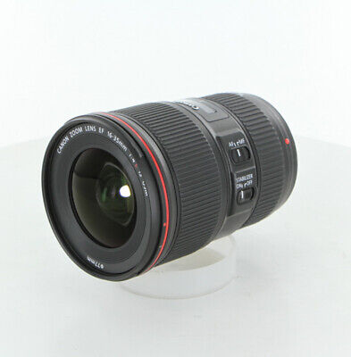 [EXCELLENT+++] Canon EF 16-35mm F/4 L IS USM Lens from Japan