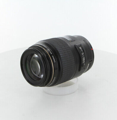 Canon EF 100mm F/2.8 Macro USM Lens from Japan