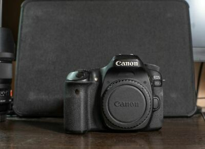 Canon EOS 80D 24.2MP Digital SLR Camera Body Brand New