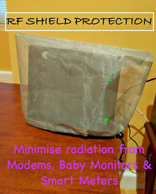 Wi-Fi Modem EMF Radiation Reducing Bag Protect Babies Family Home or Office