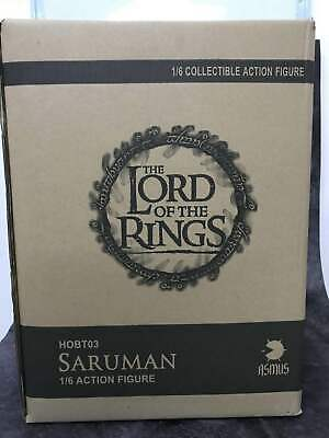 Asmus Toys 1/6 HOBT03 LOTR Lord of the Rings Saruman In Stock