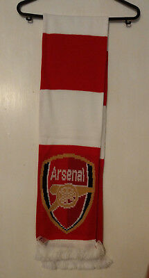 Official Arsenal Football Club Scarf - Uk - Memorabilia / Merchandise - New