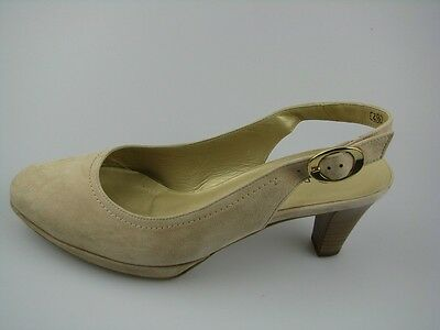 Pumps 37,5 Gr. der in Leder Mura Sand Karolena Kaiser Peter