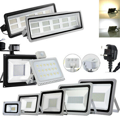 LED Security Floodlight 10W 20W 30W 100W 200W 300W 500W 1000W Outdoor Garden CE