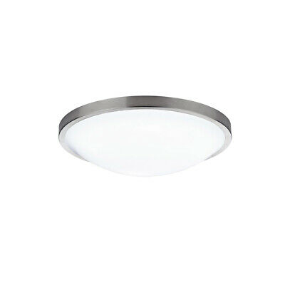 Double Insulated Flush Ceiling Light, choose colour, IP44 rated