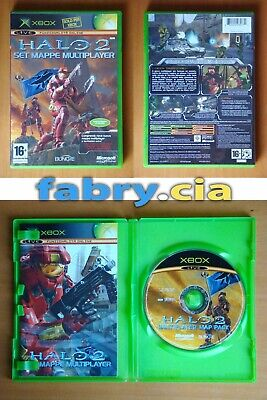 Halo 2 Set Mappe Multiplayer Xbox Pal Ita