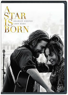 A Star Is Born (DVD, Widescreen, 2018) - Usually ships within 12 hours!!!