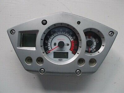 Peugeot Jetforce 50 2003 Speedo Clocks and Surround Panel