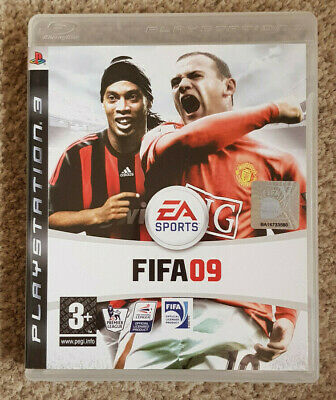 Fifa 09 Playstation 3 Game - Uk Seller =- Quick Dispatch