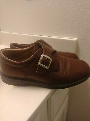 Florsheim Shoes Double Monk Size 9 D Browns In Good Condition Clothing, Shoes & Accessories Dress Shoes