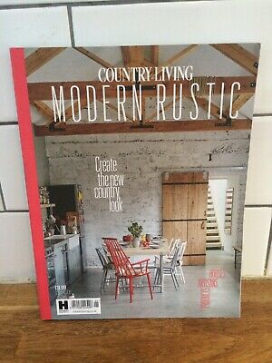Country Living Modern Rustic No.6