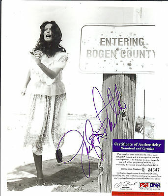 Charlie Angels Jaclyn Smith  autographed 8x10 photo PSA DNA