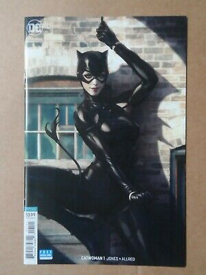 CATWOMAN # 1A ~ Artgerm Variant ~ (5th Series) ~ DC Comics ~ 2018