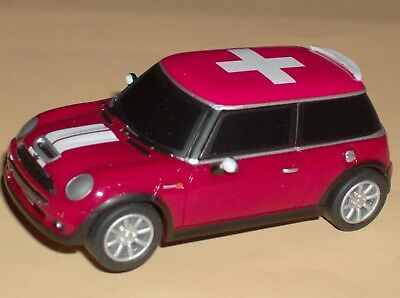 Carrera Go 61108 Mini Cooper S Swiss