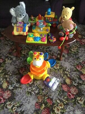 Bulk lot of Children's toys (educational)