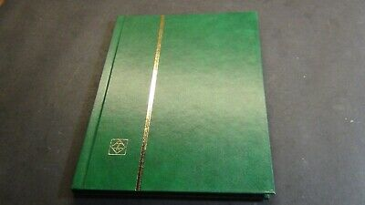 Sweden stamp collection in sm. green stock book w/ 150 or so stamps $