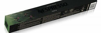 20 X MASTER ORIGIN INDIA Nespresso Coffee Capsules