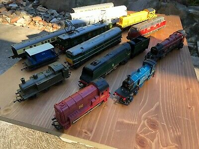 Trains Engines/carriages