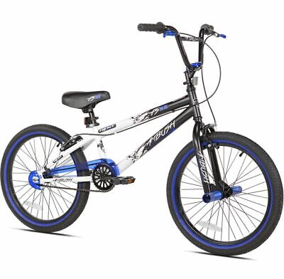 Bikes For Kids 8 12 Years Old Boys Bmx 20 Inch Bicycle Freestyle