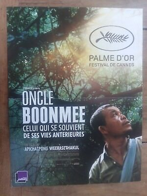 Affiche ONCLE BOONMEE   palme d'or festival CANNES 40x60cm *
