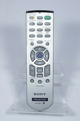 Genuine Sony Projector Remote Control Unit Rm-Pjm17 For Sony Projector