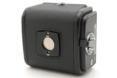 【EXC+++++】Hasselblad A12 Type II 6x6 Black Film Back for V Series from Japan