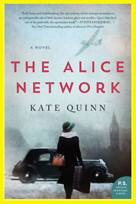 The Alice Network A Novel by Kate Quinn [PDF] Instant Fast Delivery
