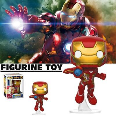 Funko Pop Marvel Avengers Infinity War- Iron Man-Film-Figuren