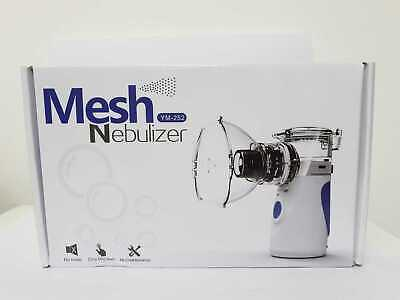 Mesh Nebuliser YM-252 Upper & Lower Respiritory Tract Disease Prevention