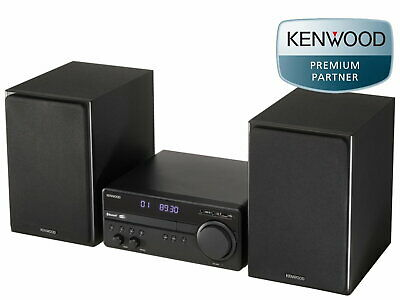Kenwood M-819 DAB+ Anlage Radio CD USB Aux In Bluetooth Lautsprecher Boxen