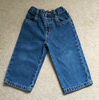 Baby Boys George Denim Jeans - 1-1.5 Years - Free Postage