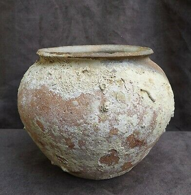 Very nice Roman Pottery Urn, shipwreck find, 100-200 AD, before Greece cost