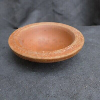 Very nice Roman Pottery red ware bowl, 200-400 AD, Tunesia